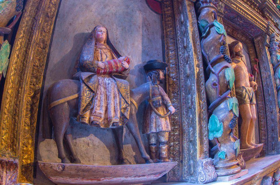 """El """"Arte Olvidado"""" Exposición y Jornadas de puertas abiertas en las iglesias de Montrondo y Villabandín"""